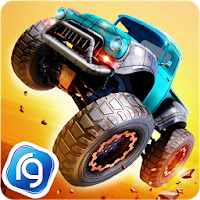 Monster Trucks Racing PC Download Windows 7.8.10 / MAC