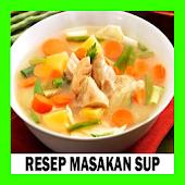 Free RESEP MASAKAN SUP APK for Windows 8