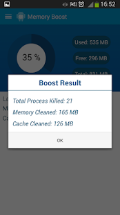 Mobile Cleaner Ram Booster - screenshot