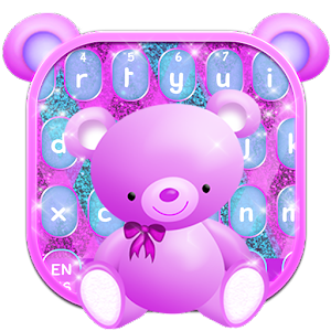 Download Kawaii Bear Keyboard Theme For PC Windows and Mac