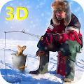 Game Ice Winter Fishing 3D apk for kindle fire