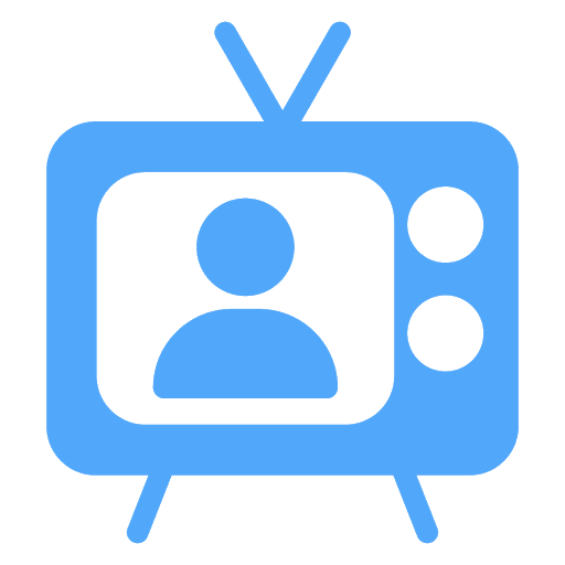 Flat screen TV with basic cable stations