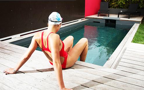 la turbine de nage une nage contre courant surpuissante. Black Bedroom Furniture Sets. Home Design Ideas