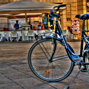 ride me baby by Jeff Fuente - Transportation Bicycles