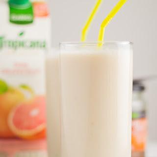 Grapefruit Yogurt Smoothie Recipes