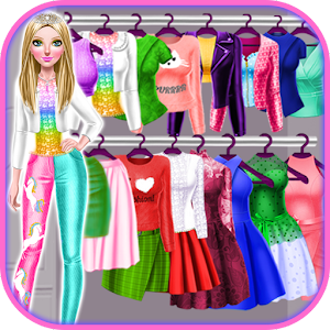 Internet Fashionista  Dress up Game for PC / Windows & MAC