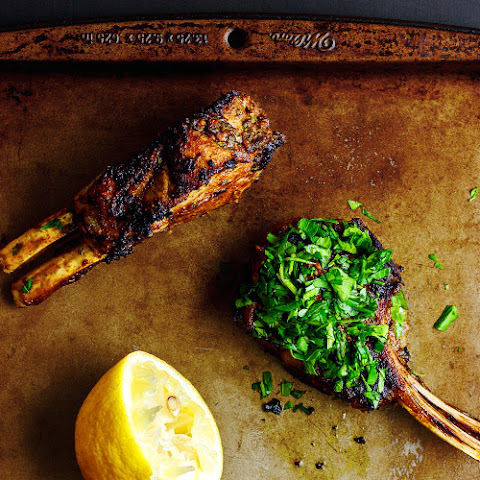 Chermoula Lamb Chops