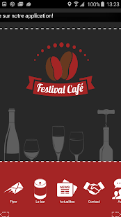 Festival Café - screenshot