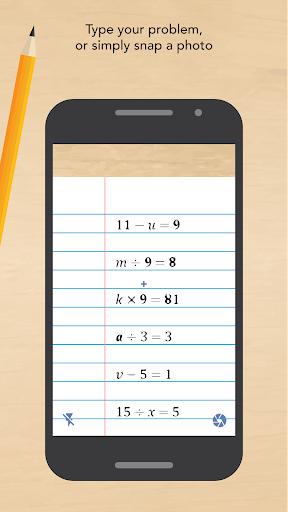 Mathway screenshot 5