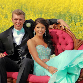 Prom Nigh! by Dawn West - People Couples