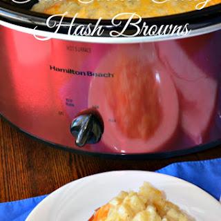 Crock Pot Cheesy Hash Browns Recipes