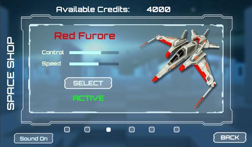 Space Moto Race - screenshot