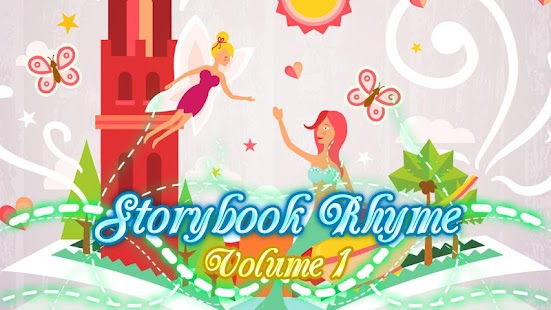 Storybook Rhymes Volume 1 - screenshot
