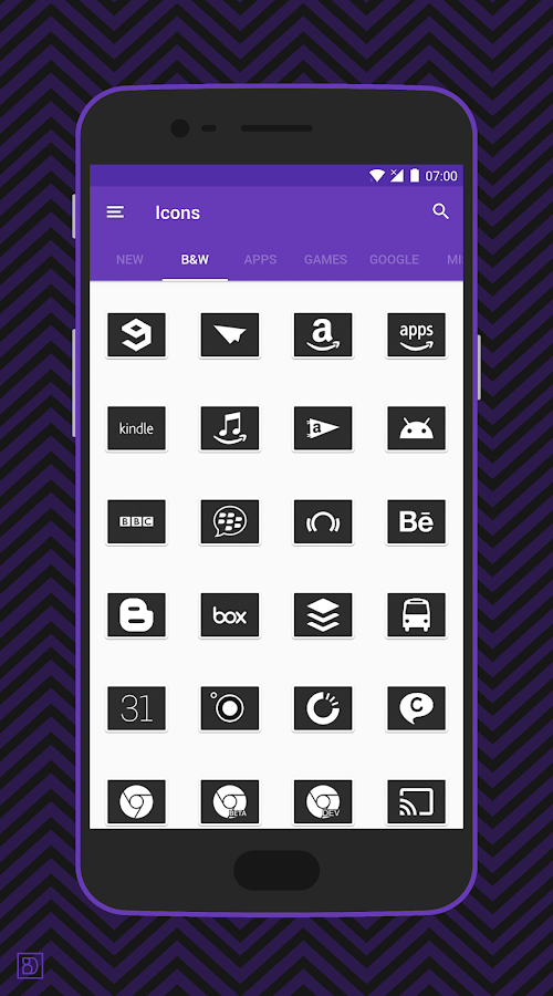 Lai - Icon Pack Screenshot 7
