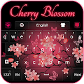 Cherry Blossom Keyboard 4.87 icon