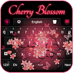 Cherry Blossom Keyboard Apk