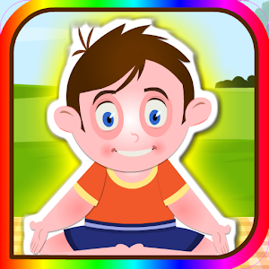 TOM Learn Yoga (yoga for kids)
