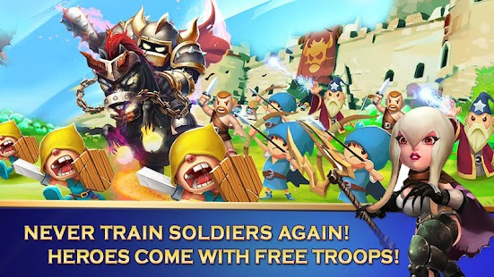 Clash of Lords 2 for Lollipop - Android 5.0