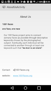 1001 faces - screenshot