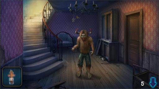 Rescue Olivia escape - screenshot