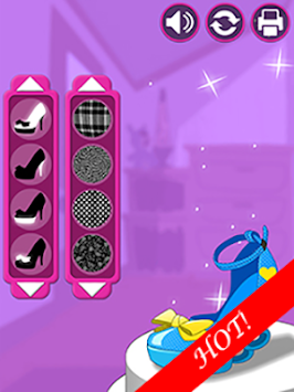 Shoe Designer APK screenshot thumbnail 3
