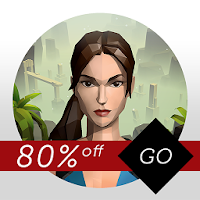 Lara Croft GO on PC / Windows 7.8.10 & MAC