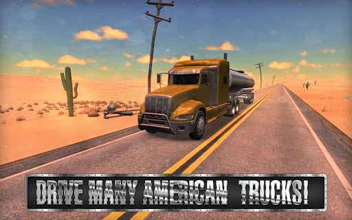 Truck Simulator USA screenshot 13