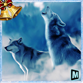 Game Arctic Wolf Sim 3D apk for kindle fire