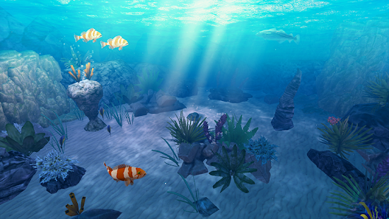 VR Abyss: Sharks & Sea Worlds for Google Cardboard screenshot for Android