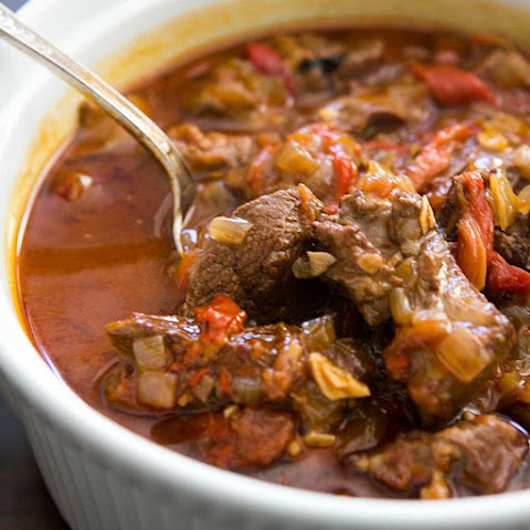 Slow Cooker Lamb Stew