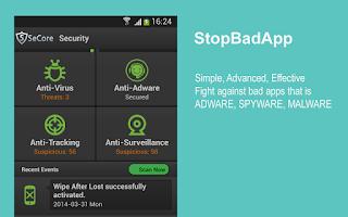 Screenshot of Ad Clean & Antivirus Security