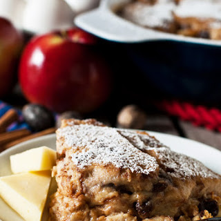 Apple Cheddar French Toast Recipes
