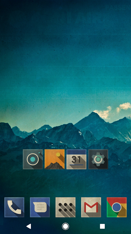 Axis Icon Pack Screenshot 4