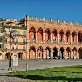 Prato Della Valle, Padova by Cristian Peša - City,  Street & Park  Historic Districts