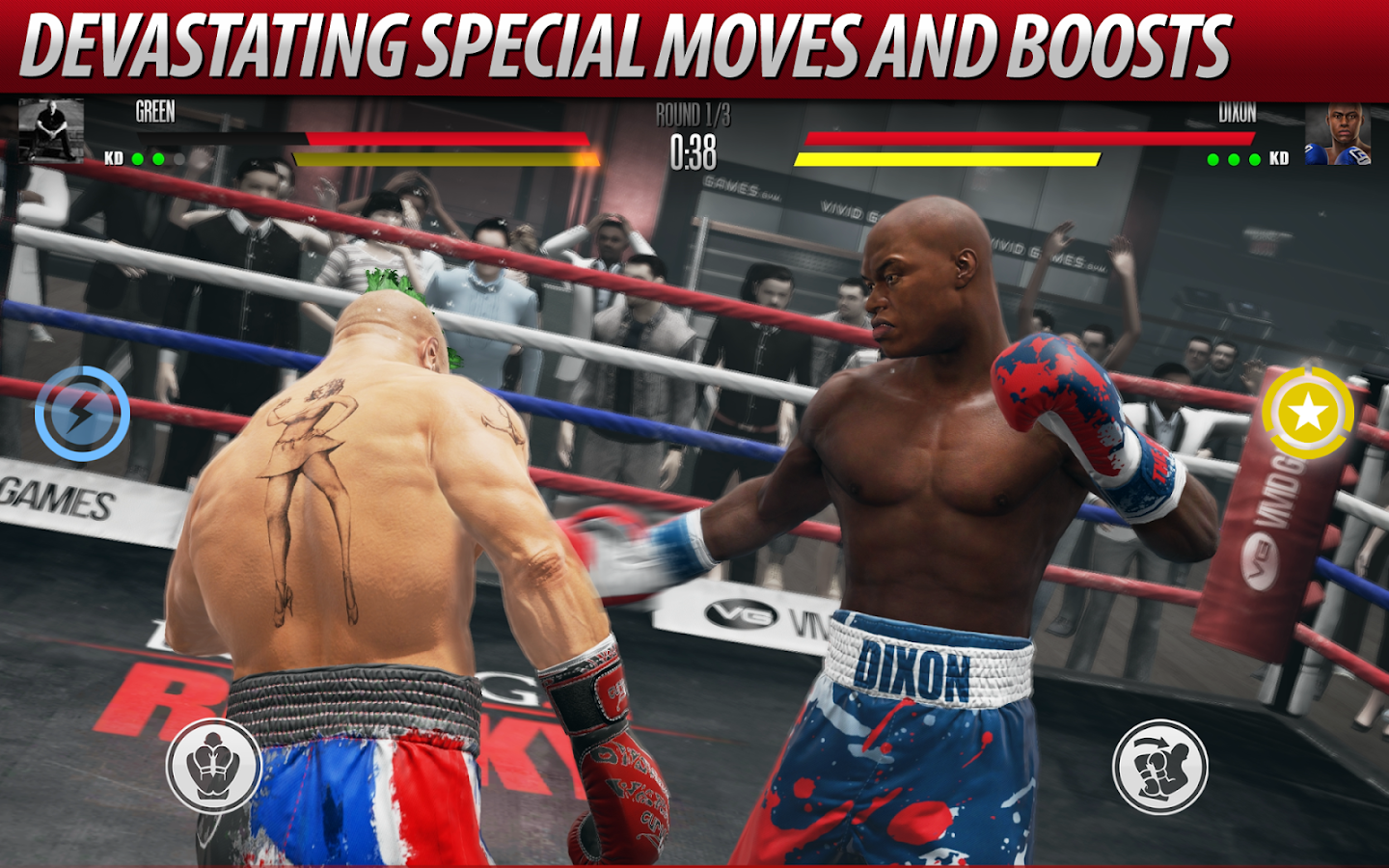 Real Boxing 2 ROCKY Screenshot 2