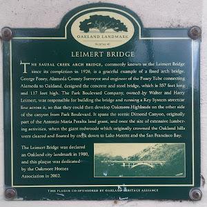 See: https://oaklandwiki.org/Leimert_Bridge