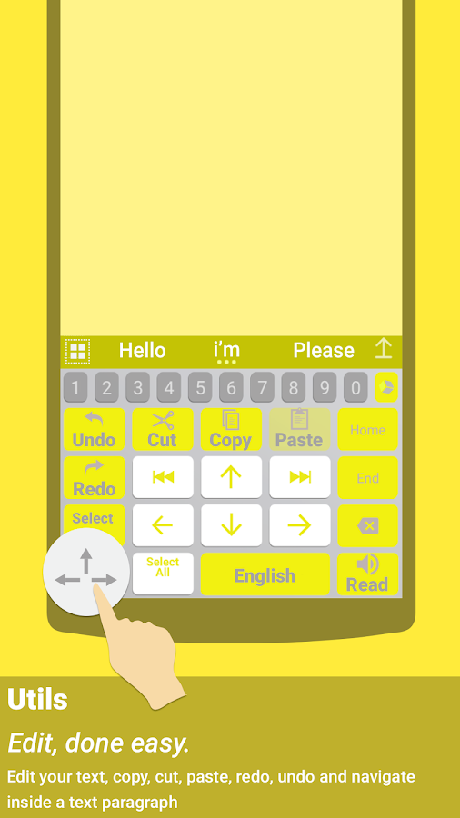 ai.type keyboard Pro + Emoji Screenshot 12
