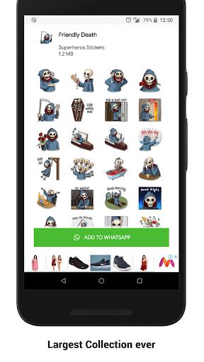 New Year Stickers (WAStickerApps) screenshot 5