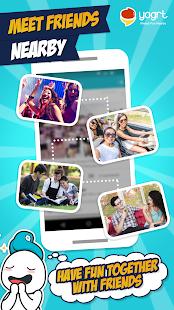 Yogrt: Meet Friends Nearby APK for Blackberry
