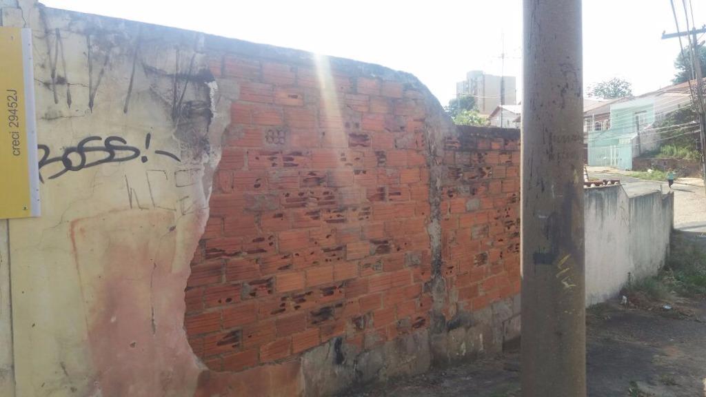 Terreno residencial à venda, Vila Industrial, Campinas - TE0...
