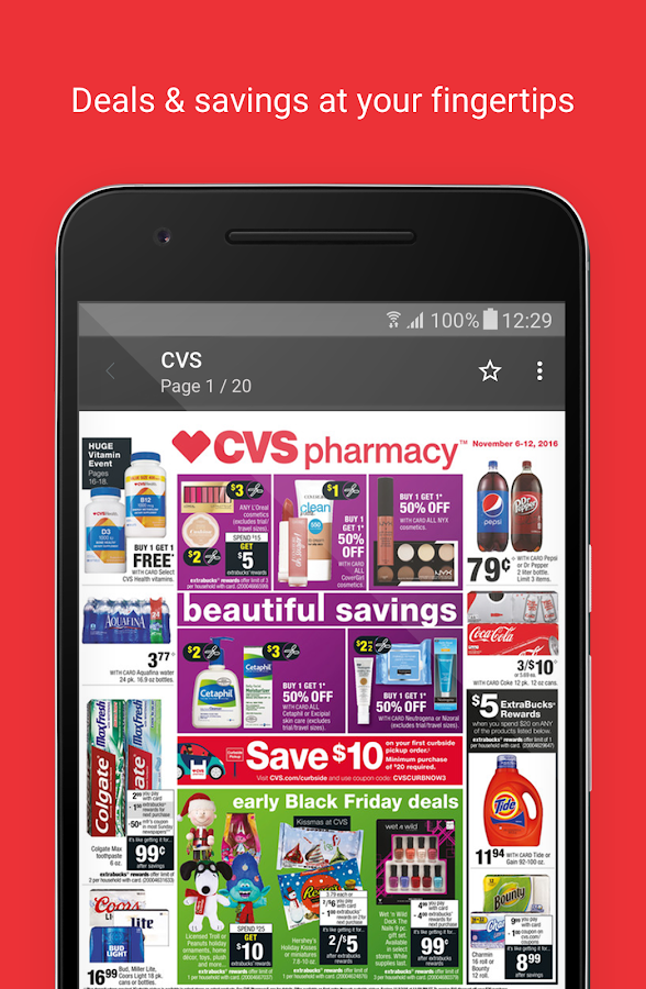 Ads & Deals: Black Friday 2016 Screenshot