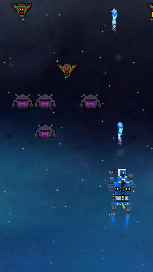 Astro Attack Screenshot 4