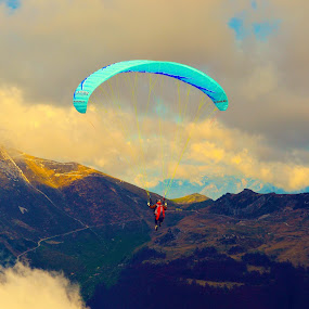 paragliding by Luka Milevoj - Sports & Fitness Other Sports