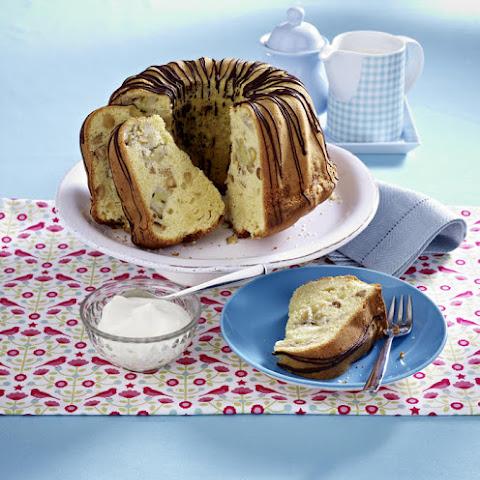 Almond Honey And Cinnamon Cake Recept | Yummly