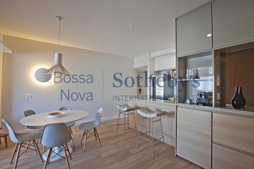 Apartamento com serviços para locação, Itaim, São Paulo - AP19930.