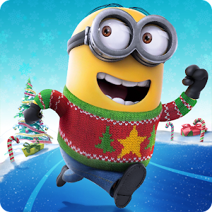 Minion Rush: Despicable Me Official Game Apk Mod RevDL