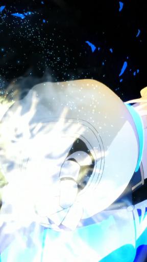 Saber Boot Animation - screenshot