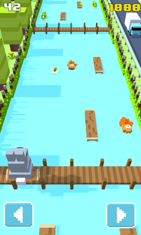 Loggy River Screenshot 1