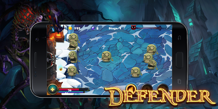 Tower Defense 5 apk screenshot