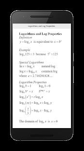 App All Math Formula apk for kindle fire